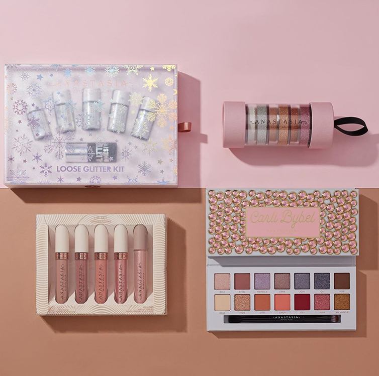ANASTASIA BEVERLY HILLS 2019 Christmas Holiday Collection - ANASTASIA BEVERLY HILLS 2019 Christmas Holiday Collection