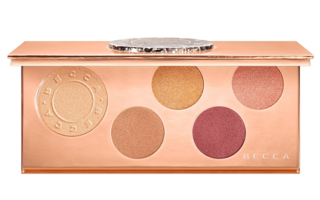 BECCA POP GOES THE GLOW CHAMPAGNE POP FACE EYE PALETTE FOR HOLIDAY 2019 5 320x200 - BECCA 2019 Christmas Holiday Collection
