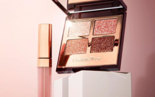 CHARLOTTE TILBURY PILLOW TALK PALETTE OF POPS LIP LUSTRE 320x200 - CHARLOTTE TILBURY PILLOW TALK PALETTE OF POPS & LIP LUSTRE