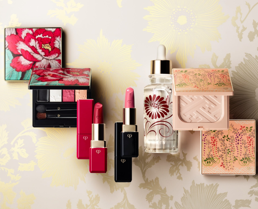 CLE DE PEAU KIMONO DREAM 2019 Christmas Holiday Collection - CLE DE PEAU KIMONO DREAM 2019 Christmas Holiday Collection