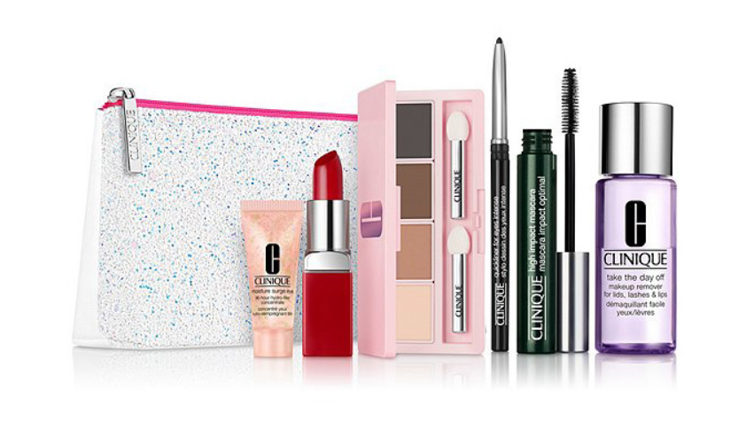 CLINIQUE HOLIDAY 2019 MAKEUP COLLECTION 6 - CLINIQUE 2019 Christmas Holiday Collection