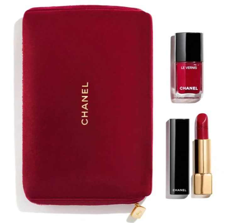 Chanel Holiday 2019 Sets 5 - CHANEL 2019 Christmas Holiday Collection And Sets