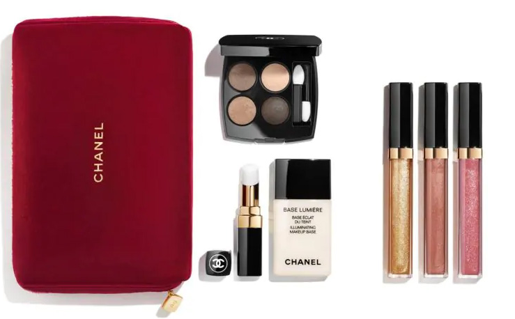 Chanel Holiday 2019 Sets - CHANEL 2019 Christmas Holiday Collection And Sets