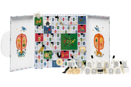 DIPTYQUE Advent Calendar 2019 4 450x300 - DIPTYQUE Advent Calendar 2019
