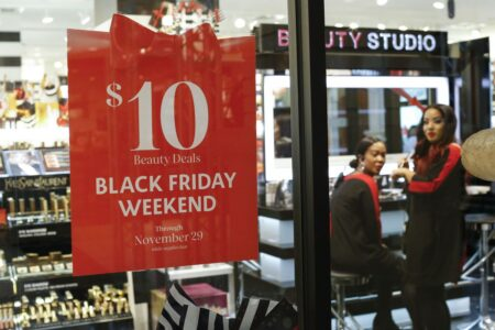 GettyImages 498934556.1479934329 450x300 - Sephora Black Friday 2019 is coming