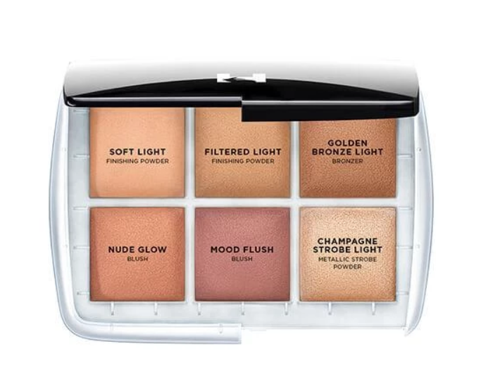 Hourglass Unlocked Ambient Lighting Palette 3 - HOURGLASS GHOST 2019 Christmas Holiday Collection