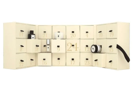 JO MALONE LONDON Advent Calendar 2019 450x300 - JO MALONE LONDON Advent Calendar 2019