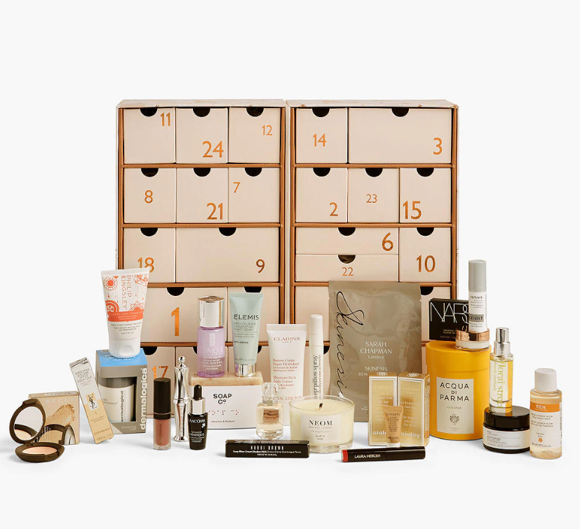 JOHN LEWIS BEAUTY Advent Calendar 2019 Available Now 1 - JOHN LEWIS BEAUTY Advent Calendar 2019 - Available Now