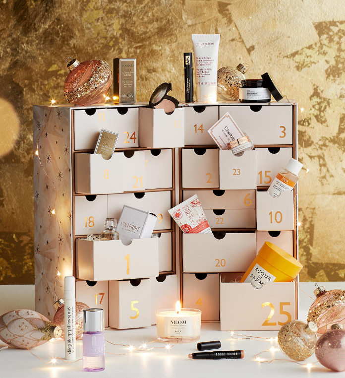 JOHN LEWIS BEAUTY Advent Calendar 2019 Available Now 2 - JOHN LEWIS BEAUTY Advent Calendar 2019 - Available Now