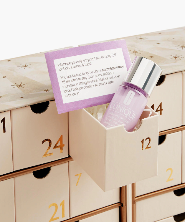 JOHN LEWIS BEAUTY Advent Calendar 2019 Available Now 5 - JOHN LEWIS BEAUTY Advent Calendar 2019 - Available Now