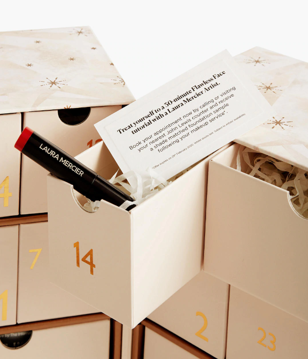 JOHN LEWIS BEAUTY Advent Calendar 2019 Available Now 6 - JOHN LEWIS BEAUTY Advent Calendar 2019 - Available Now