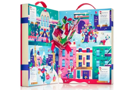 KIEHL'S Advent Calendar 2019 – Two Editions 3 450x300 - KIEHL'S  Advent Calendar 2019 – Two Editions