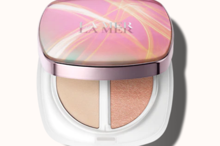 La Mer The Glow Highlighter 450x300 - LA MER 2019 Christmas Holiday Collection
