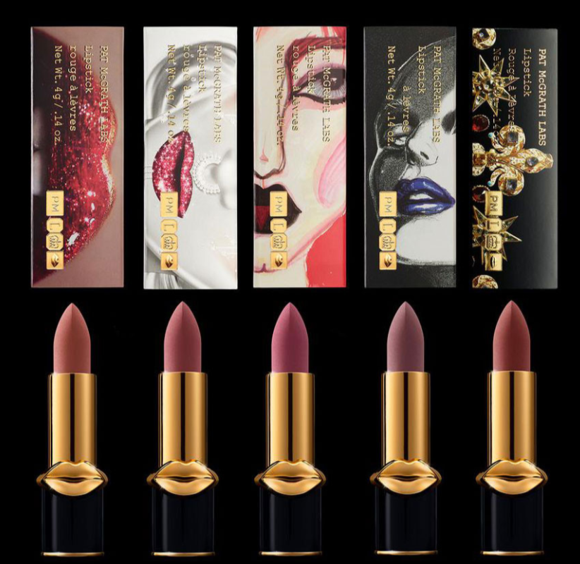 List of Pat McGrath Labs gift with purchase 2019 schedule - List of Pat McGrath Labs gift with purchase 2019 schedule