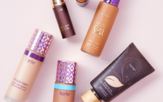 List of Tarte gift with purchase 2019 schedule 2 320x200 - List of Tarte gift with purchase 2020 schedule