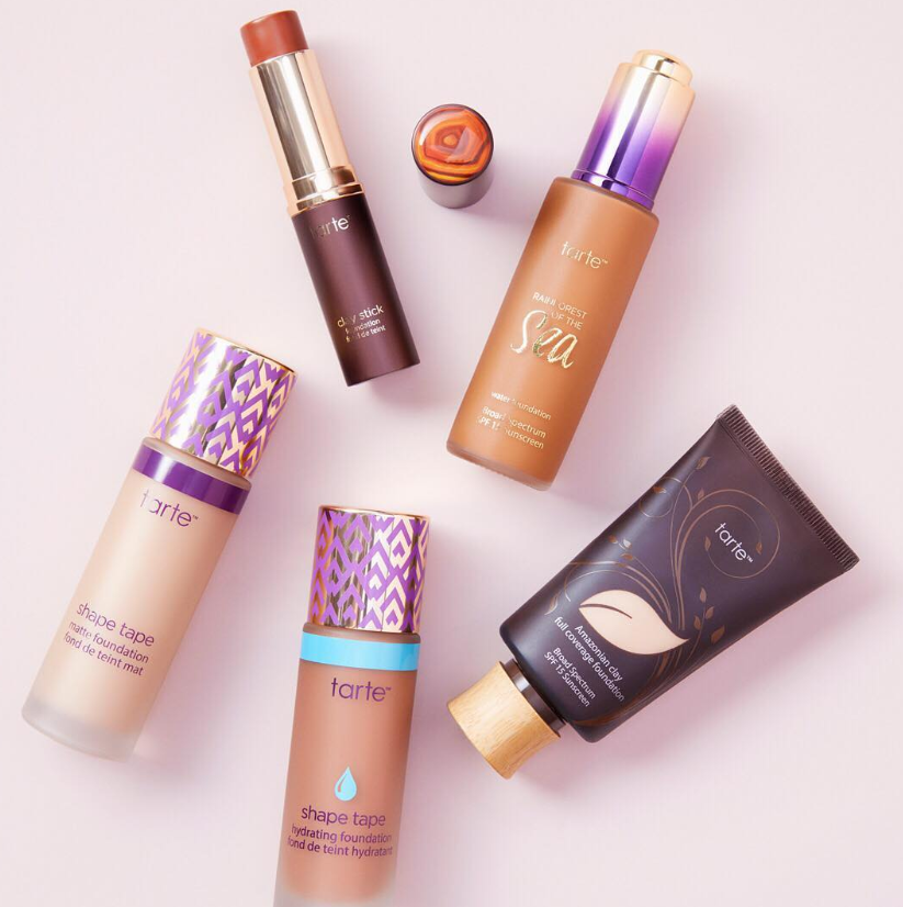 List of Tarte gift with purchase 2019 schedule 2 - List of Tarte gift with purchase 2019 schedule