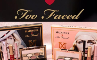 MADONNA x TOO FACED MAKEUP COLLECTION 320x200 - MADONNA x TOO FACED MAKEUP COLLECTION
