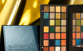 NATASHA DENONA METROPOLIS EYESHADOW PALETTE FOR HOLIDAY 2019 320x200 - NATASHA DENONA 2019 Christmas Holiday Collection