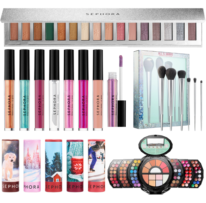 SEPHORA 2019 Christmas Holiday Collection - SEPHORA 2019 Christmas Holiday Collection