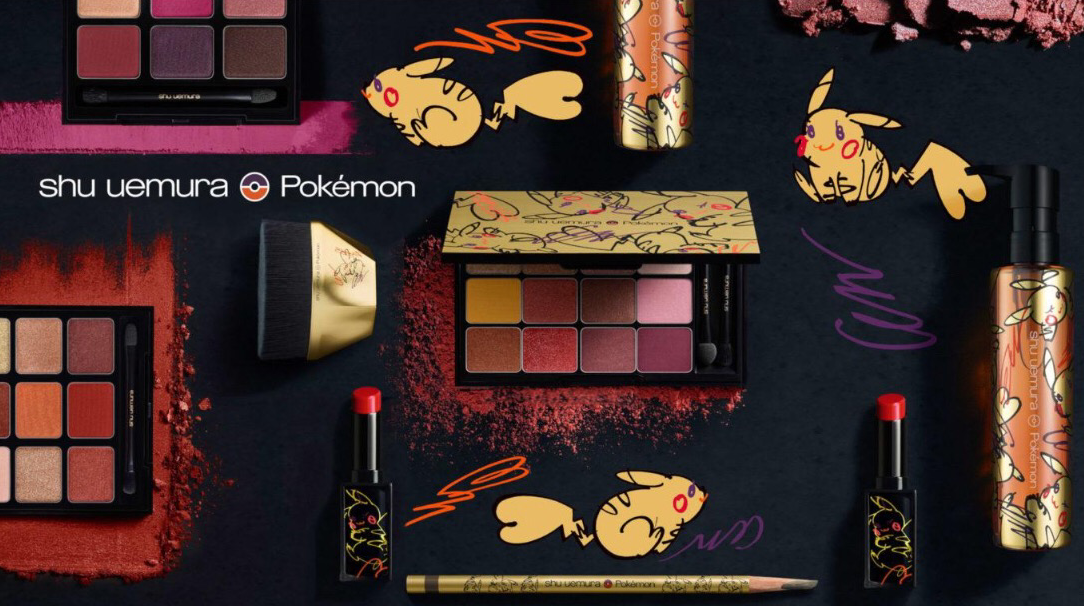 SHU UEMURA × POKEMON PRODUCT COLLABORATION FOR HOLIDAY 2019 11 - SHU UEMURA × POKEMON 2019 Christmas Holiday Collection