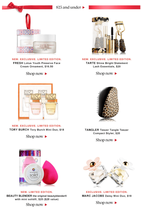 Sephora Black Friday 2015 Ad Page 3 - Sephora Black Friday 2019 is coming