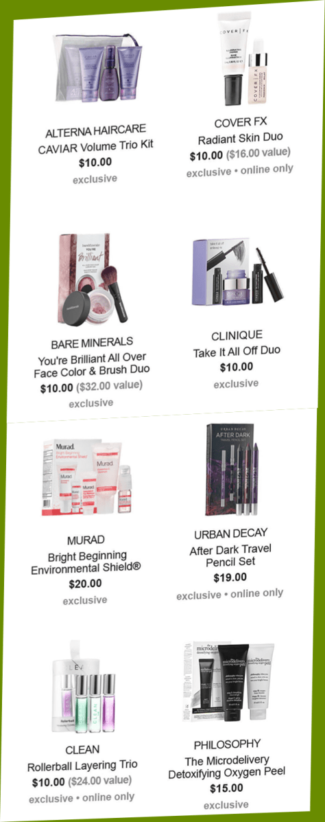 Sephora Black Friday 2016 Flyer Page 4 - Sephora Black Friday 2019 is coming