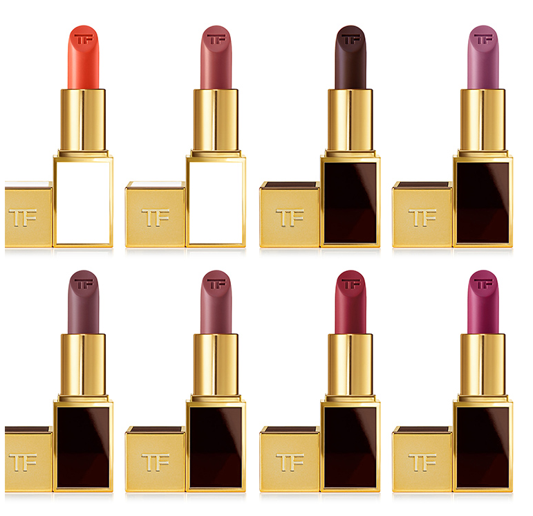 TOM FORD BOYS GIRLS LIP COLORS FOR HOLIDAY 2019 1 - TOM FORD 2019 Christmas Holiday Collection