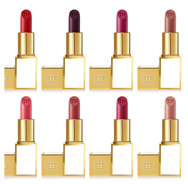 TOM FORD BOYS GIRLS LIP COLORS FOR HOLIDAY 2019 - TOM FORD 2019 Christmas Holiday Collection