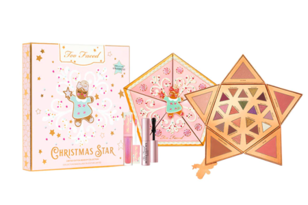 Too Faced Christmas Star Face Eye Palette 450x300 - TOO FACED 2019 Christmas Holiday Collection
