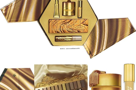 URBAN DECAY THE HONEY COLLECTION FOR FALL 2019  450x300 - URBAN DECAY THE HONEY COLLECTION FOR FALL 2019