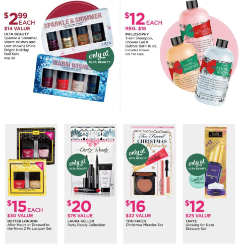 Ulta Black Friday 2015 Ad Page 3 - Ulta Beauty Black Friday 2019