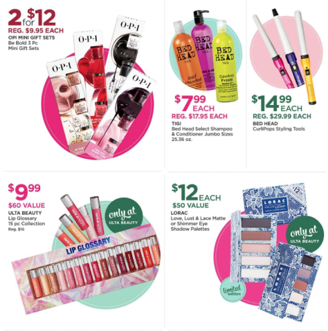 Ulta Black Friday 2015 Ad Page 4 - Ulta Beauty Black Friday 2019
