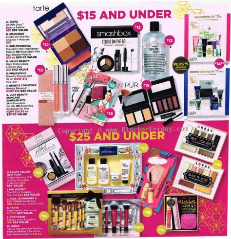Ulta Black Friday 2016 ad page 2 - Ulta Beauty Black Friday 2019