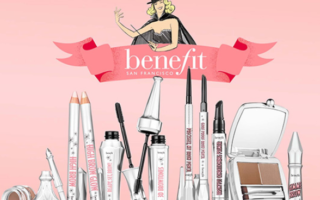 Benefit Cosmetics Black Friday 2019 320x200 - Benefit Cosmetics Black Friday 2019