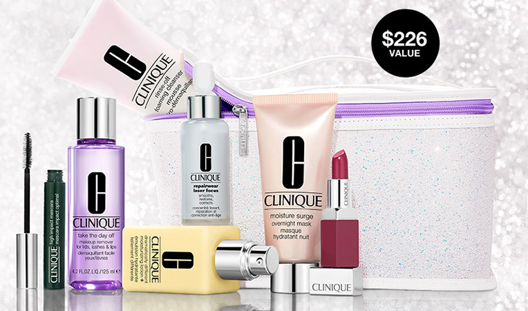 Clinique Holiday Blockbuster 2019 3 764x450 - Clinique Holiday Blockbuster 2019