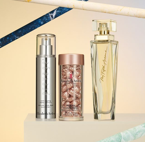 Elizabeth Arden gift with purchase October 2019 schedule - Elizabeth Arden gift with purchase