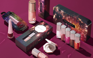 FENTY BEAUTY TINSEL HOW 2019 Christmas Holiday Collection 320x200 - FENTY BEAUTY TINSEL $HOW 2019 Christmas Holiday Collection