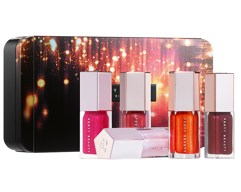 FENTY BEAUTY TINSEL HOW 2019 Christmas Holiday Collection 4 - FENTY BEAUTY TINSEL $HOW 2019 Christmas Holiday Collection