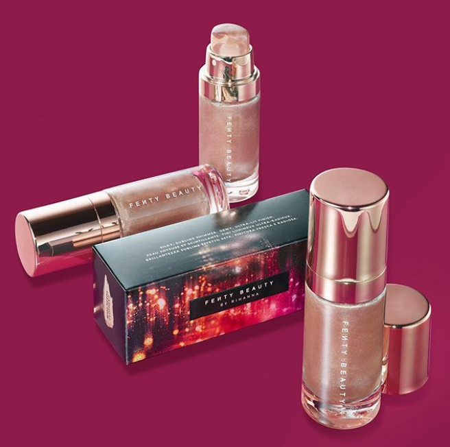 FENTY BEAUTY TINSEL HOW 2019 Christmas Holiday Collection 8 - FENTY BEAUTY TINSEL $HOW 2019 Christmas Holiday Collection