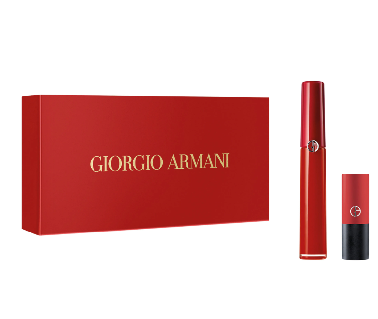 GIORGIO ARMANI BEAUTY RED LIPSTICK GIFT SET - Sephora Luxe Sets for Holiday 2019