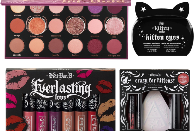 KAT VON D 2019 Christmas Holiday Collection 662x450 - KAT VON D 2019 Christmas Holiday Collection