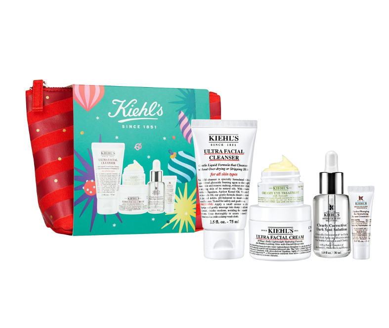 KIEHLS SINCE 1851 BRIGHTEN UP GLOW - Sephora Luxe Sets for Holiday 2019