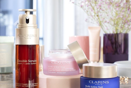 List of Clarins gift with purchase 2019 schedule 3 460x310 - List of Clarins gift with purchase 2020 schedule