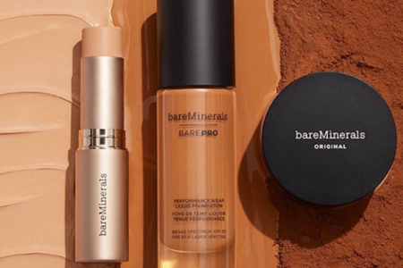 List of bareMinerals gift with purchase 2019 schedule 450x300 - BareMinerals gift with purchase 2021