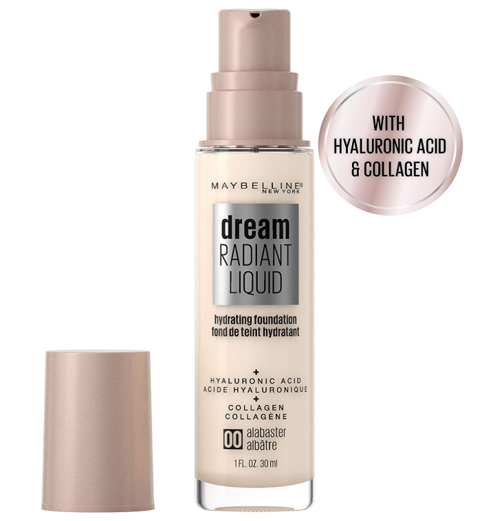 MAYBELLINE DREAM RADIANT LIQUID FOUNDATION OPENS PRE SALE 1 - MAYBELLINE DREAM RADIANT LIQUID FOUNDATION OPENS PRE-SALE