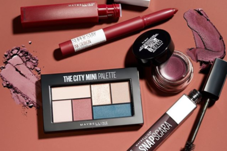 Maybelline gift with purchase October 2019 schedule 450x300 - Maybelline gift with purchase 2021