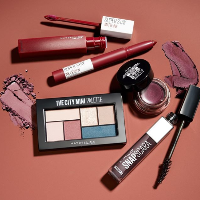Maybelline gift with purchase October 2019 schedule - Maybelline gift with purchase October 2019 schedule