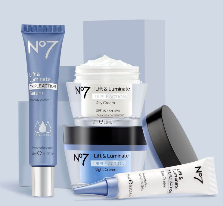 No 7 Beauty gift with purchase 2019 schedule - No 7 Beauty gift with purchase 2019 schedule
