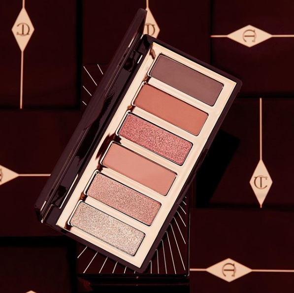 CHARLOTTE TILBURY CHARLOTTE DARLING EASY EYE PALETTE NOW AVAILABLE - CHARLOTTE TILBURY CHARLOTTE DARLING EASY EYE PALETTE NOW AVAILABLE