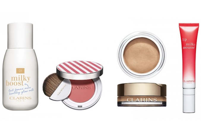 CLARINS MILKSHAKE SPRING 2020 COLLECTION 677x450 - CLARINS MILKSHAKE SPRING 2020 COLLECTION